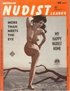 American Nudist Leader September 1962 magazine back issue
