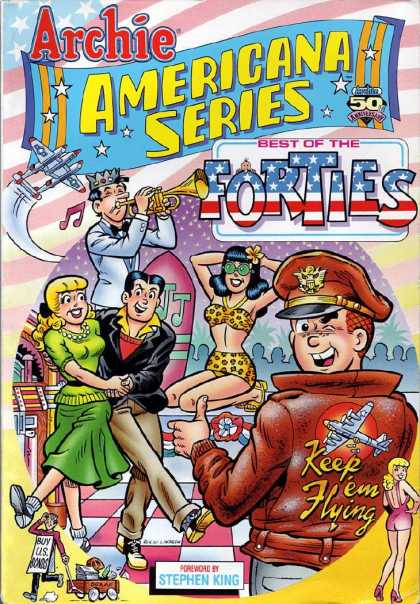 Archie Americana Series Comic Book Back Issues by A1 Comix