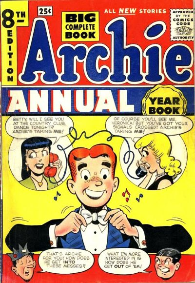 Archie Annual Digest A1 Comix Comic Book Database