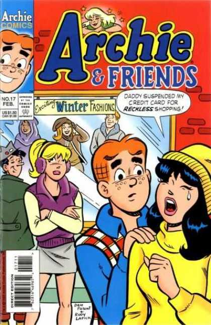 Archie & Friends A1 Comix Comic Book Database