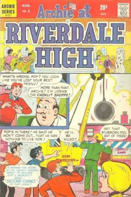 Archie at Riverdale High Comic Book Back Issues by A1 Comix