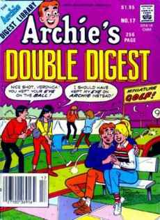 Archie's Double Digest A1 Comix Comic Book Database