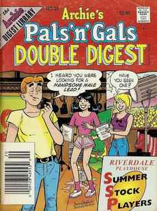 Archie's Pals 'n' Gals Double Digest A1 Comix Comic Book Database