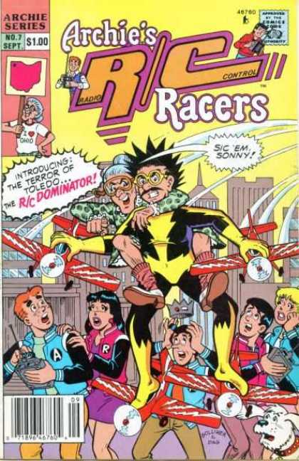 Archie's R/C Racers A1 Comix Comic Book Database