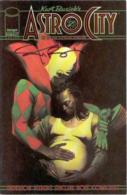 Kurt Busiek's Astro City A1 Comix Comic Book Database