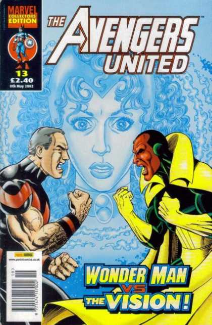 Avengers United A1 Comix Comic Book Database