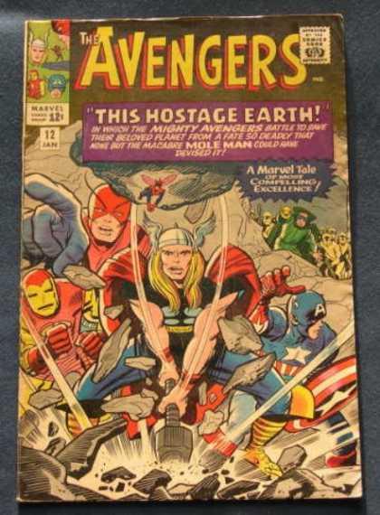 Avengers A1 Comix Comic Book Database