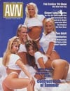 Ginger Allen AVN (Adult Video News) August 1999 magazine pictorial