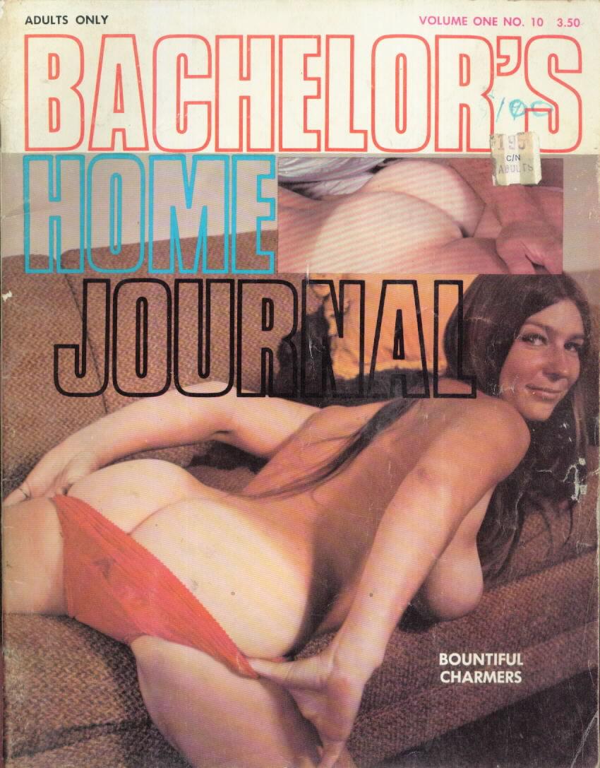 Bachelor's Home Journal Vol. 1 # 10 magazine back issue Bachelor's Home Journal magizine back copy