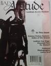 Bad Attitude Vol. 10 # 3 magazine back issue