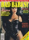 Bad Babes October 1995 magazine back issue