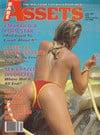 Bare Assets April 1989 magazine back issue