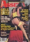 Bare Assets August 1989 magazine back issue