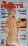 Bare Assets April 1990 magazine back issue