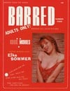 Barred # 4 magazine back issue
