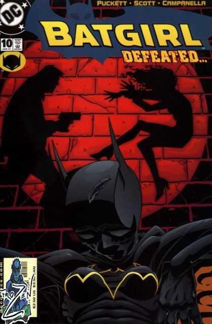 Batgirl A1 Comix Comic Book Database