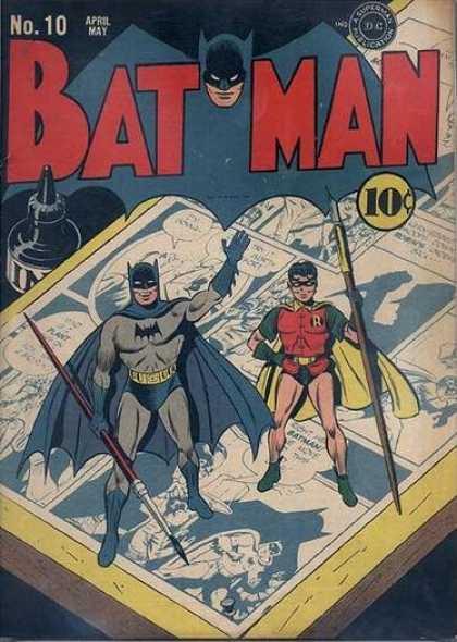 Batman A1 Comix Comic Book Database