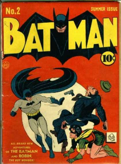 Batman A1 Comix Comic Book Database
