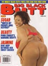 Big Black Butt March 2007 magazine back issue cover image