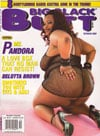 Big Black Butt October 2007 magazine back issue cover image