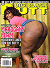 Big Black Butt January 2011 magazine back issue cover image