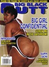 Big Black Butt July 2011 magazine back issue cover image