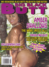 Big Black Butt August 2011 magazine back issue cover image