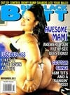Big Black Butt November 2011 magazine back issue cover image