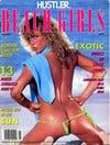 Hustler Beach Girls # 1 magazine back issue