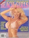 Hustler Beach Girls # 9 magazine back issue