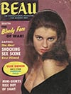Beau April 1968 magazine back issue