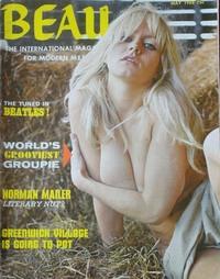 Beau May 1968 magazine back issue