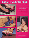 Beautiful Bare Feet # 2 magazine back issue