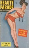 Beauty Parade November 1949 magazine back issue