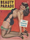 Beauty Parade November 1951 magazine back issue