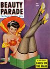 Beauty Parade May 1952 magazine back issue
