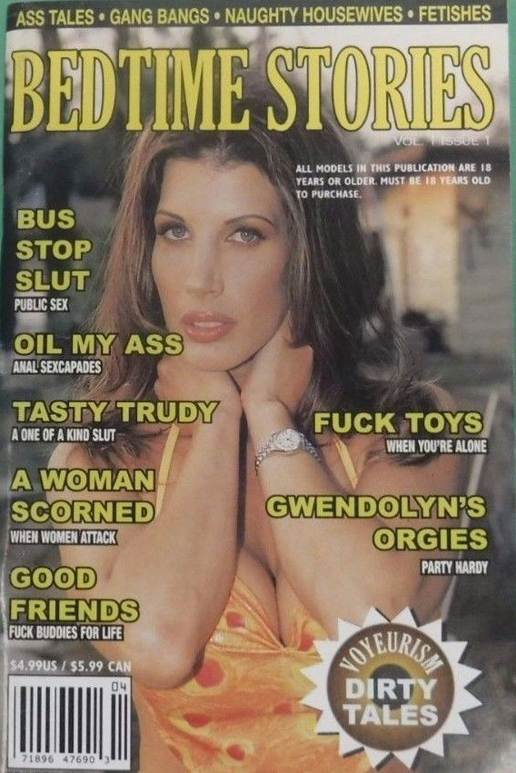 Bedtime Stories Vol. 1 # 1 magazine back issue Bedtime Stories magizine back copy