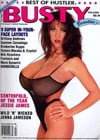 Best of Busty Beauties # 7 magazine back issue cover image