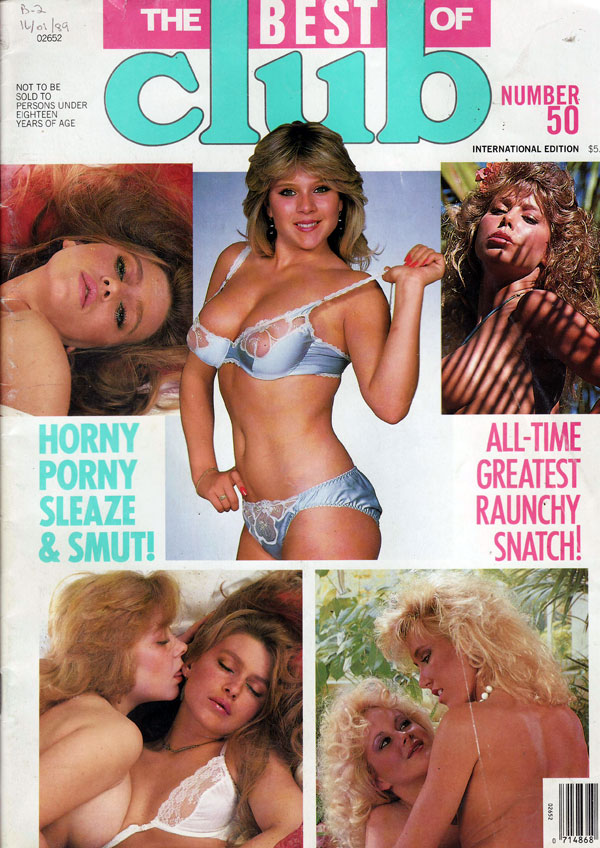 The Best of Club # 50 magazine back issue Best of Club magizine back copy the best of club magazine, back issues, the hottest pictorials from club mag, hot naked girls ,  xxx