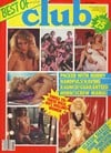 Suze Randall The Best of Club # 25 magazine pictorial
