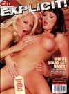 club explicit, best of club 259, porn stars get nasty, xxx pictorials, porn chicks and porno flicks, Magazine Back Copies Magizines Mags