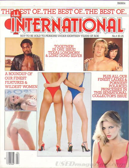 Best of Club International, The # 4 magazine back issue Best of Club International magizine back copy