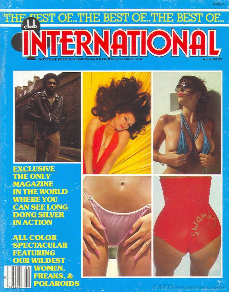 Best of Club International, The # 6 magazine back issue Best of Club International magizine back copy