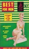 Best for Men February 1963 magazine back issue