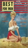 Best for Men February 1964 magazine back issue
