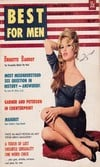 Best for Men October 1964 magazine back issue