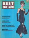 Best for Men February 1966 magazine back issue