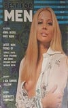 Best for Men March 1970 magazine back issue