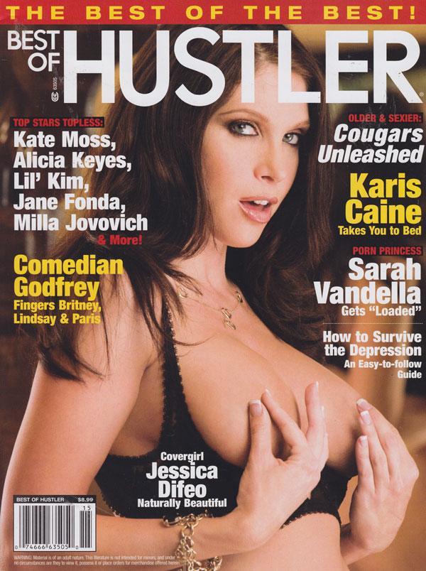 Hustler cougars unleashed