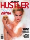 The Best of Hustler # 6 magazine back issue cover image